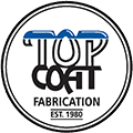 Top Coat Fabrication Logo
